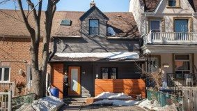 House of the Week: $550,000 for a condo-sized home in the Junction Triangle