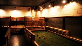 A year-round lawn games bar is coming to College West