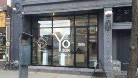 Yo Sox plants its feet permanently on Queen Street