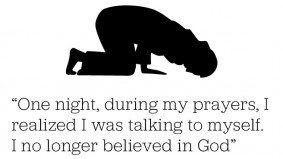Memoir: my strict Muslim upbringing didn't stop me from losing faith in God