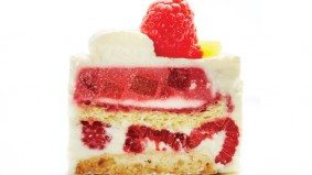Piece of cake: a cross-section of the Kochi, Queen West pâtisserie Nadège's newest creation