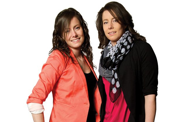 The Chase: twin sisters take a chance on a bargain-basement fixer-upper