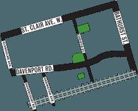 wychwood-map