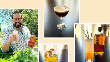 Three DIY cocktails to celebrate National Bourbon Day