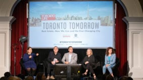Five things we learned at the Toronto Tomorrow real estate summit