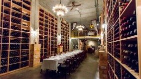 Inside Barberian's subterranean wine vault, the best-stocked cellar in Canada
