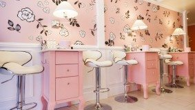Host parties, thread your brows and get an airbrush tan at Benefit's new uptown beauty boutique