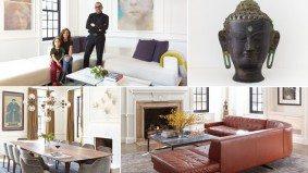 Zen Habitation: a salon don's tranquil Rosedale retreat