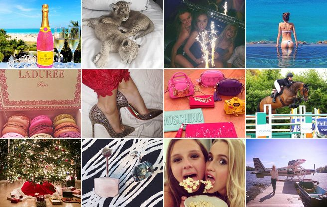 Bottle service, infinity pools and big-ticket gifts: a who's who of Toronto's richest kids on Instagram