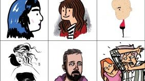 Comic Book Special: Toronto graphic novelists sketch themselves