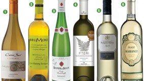Spring Fling: six bargain bottles of lesser-known whites