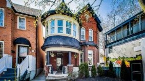 House of the Week: $1.6 million for a 19th-century Parkdale home with a turret