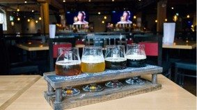 Introducing: The Craft Brasserie, Liberty Village's new 120-tap beer bar