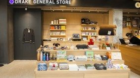 The Drake General Store's Union Station outpost is open