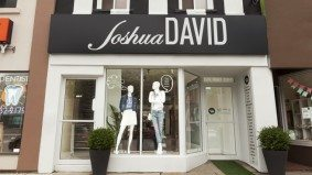 Montreal boutique Joshua David opens uptown