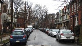 Dear Urban Diplomat: how do we keep our neighbours from hogging all the parking spots?