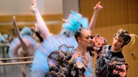 Behind the scenes with the cast of the National Ballet's <em>The Sleeping Beauty</em>