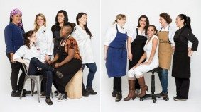 Reasons to Love Toronto Now:  because these women rule our kitchens