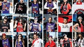 Reasons to Love Toronto Now: because we bleed purple