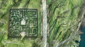Reasons to Love Toronto Now: because we have a magical mystery maze on Centre Island