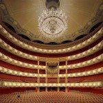 The Bavarian State Opera in Munich, Germany