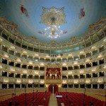 La Fenice in Venice, Italy