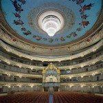 The Mariinsky Theatre in Saint Petersburg, Russia