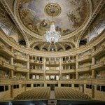 The Opera National de Bordeaux in Bordeaux, France