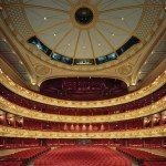 The Royal Opera House in Covent Garden, London, UK