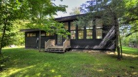 Cottage of the Week: $800,000 for a modern retreat on McVittie Island