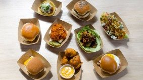 Introducing: Broncos, an all-slider spot just south of Trinity Bellwoods