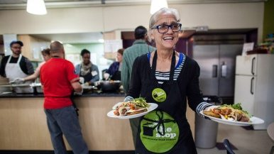 How The Stop makes hundreds of restaurant-quality meals a day on the cheap