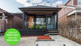 Sale of the Week: the $836,000 home that proves modern bungalows are on the rise in East York