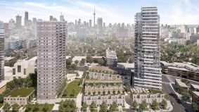 Here's what developers want to build on a patch of Toronto Community Housing land in the Annex
