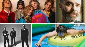 Ride a giant waterslide, see the Flaming Lips for free and eight other things to do this week