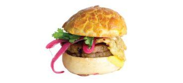 Patois burger