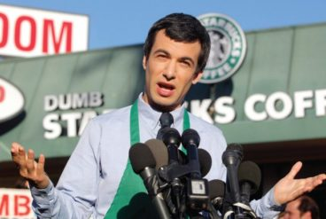Nathan Fielder of Comedy Central's Nathan for You