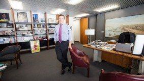 What's inside John Tory's surprisingly non-boring office