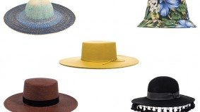 The Find: twelve flattering sun hats for staying fashionably cool this summer