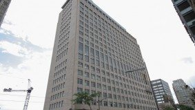 Condo of the Week: $726,000 for a two-level condo in a 1950s office building