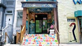 Le Ti Colibri leaves Kensington Market