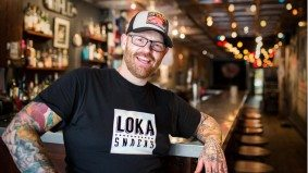Loka Snacks' Dave Mottershall is Kickstarting a restaurant (and he's looking for a west-end location)