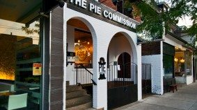 The Pie Commission celebrates the opening of its new Trinity Bellwoods location with free pies