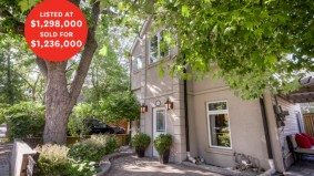 Sale of the Week: the $1.2-million King West house that proves there are still detached homes in condoland