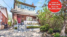 Sale of the Week: the $1.3-million Mount Pleasant home that straddles two neighbourhoods