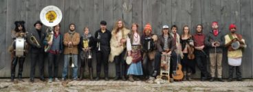 Lemon Bucket Orchestra's Counting Sheep comes to Summerworks