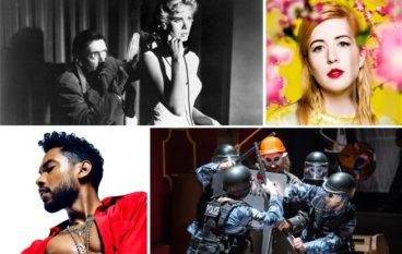 Best Bets for August 10–16: Austra, Lemon Bucket Orkestra, and Miguel