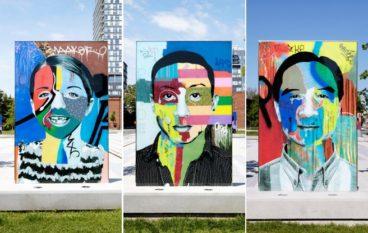 Dan Bergeron's Faces of Regent Park