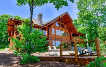 The cottage at 1700 Aspdin Road, Huntsville