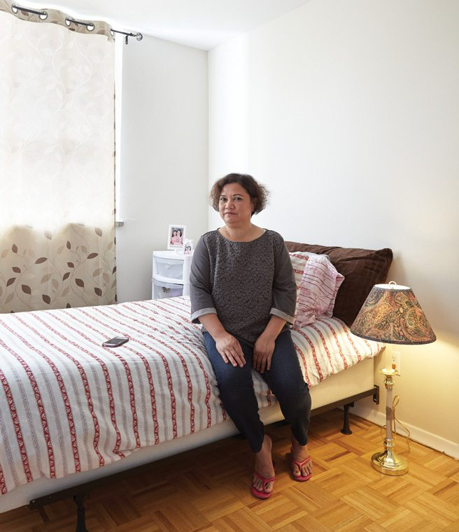 The Nanny Diaries: Rosalinda Umpad